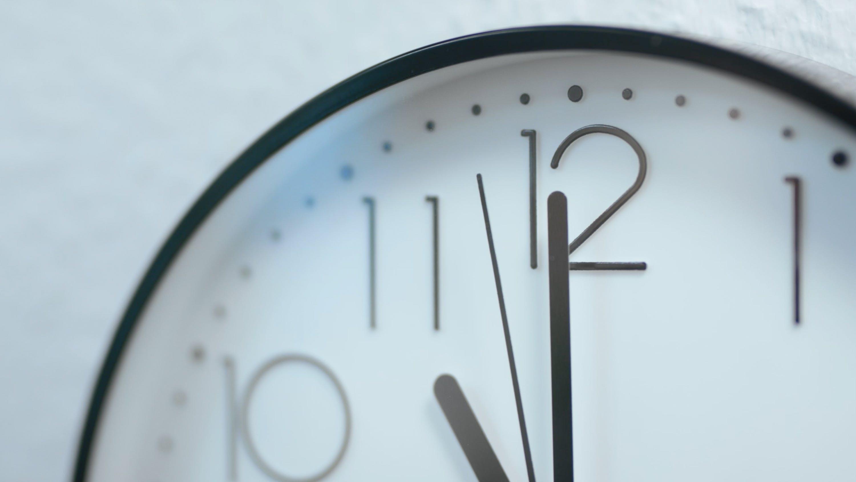 RG Uhrzeit