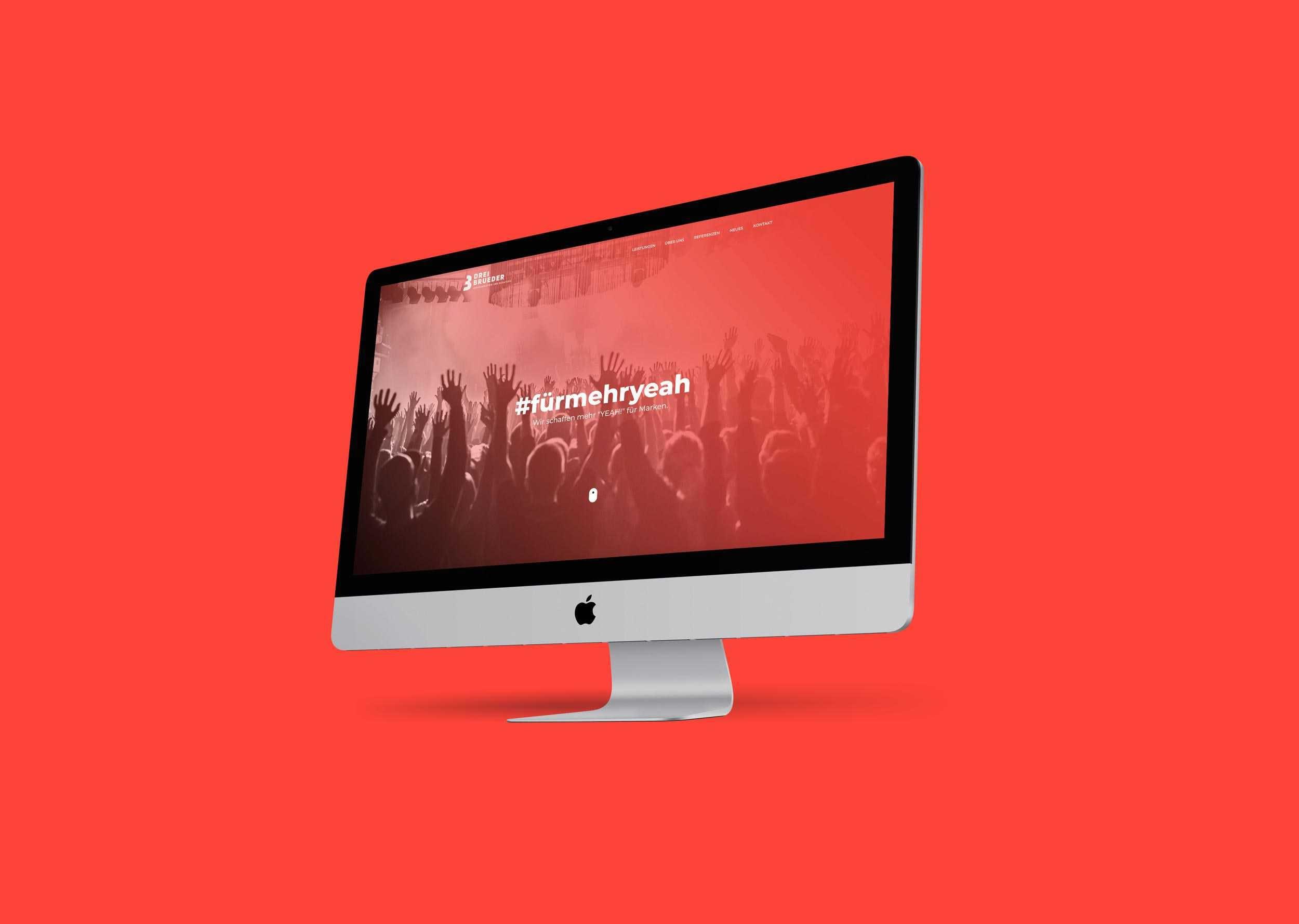3 B Website
