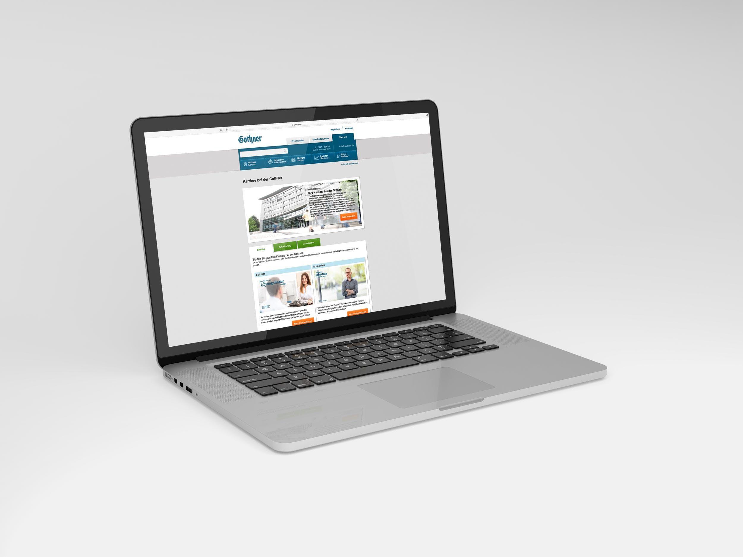 Gothaer web 2