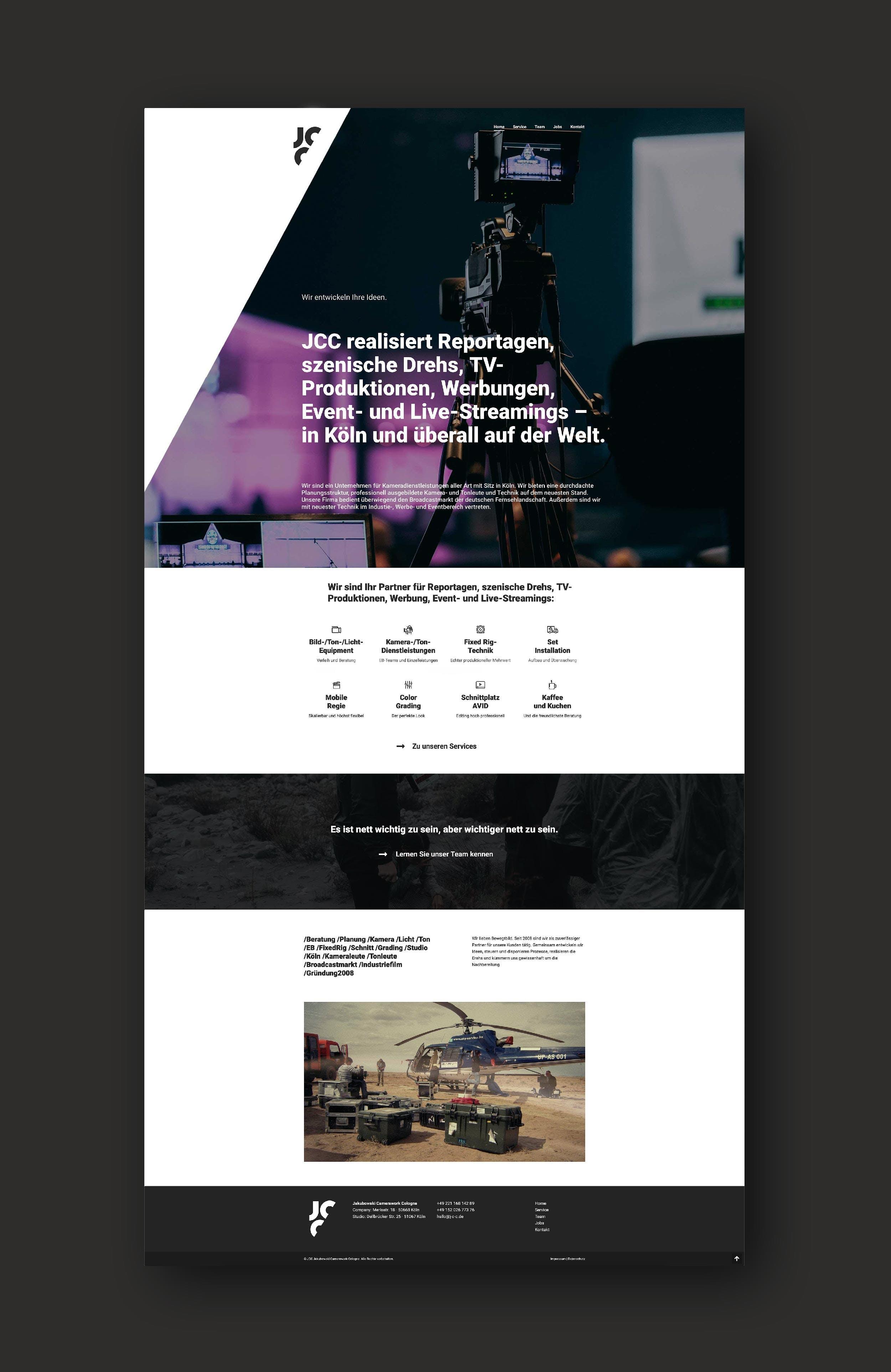 JCC Website f