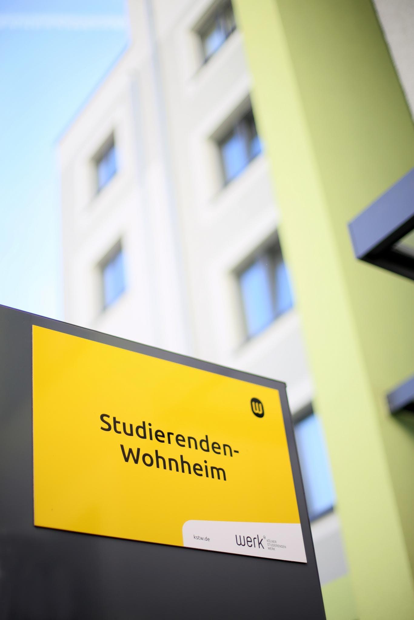 Studentenwohnheim Zollstock 72