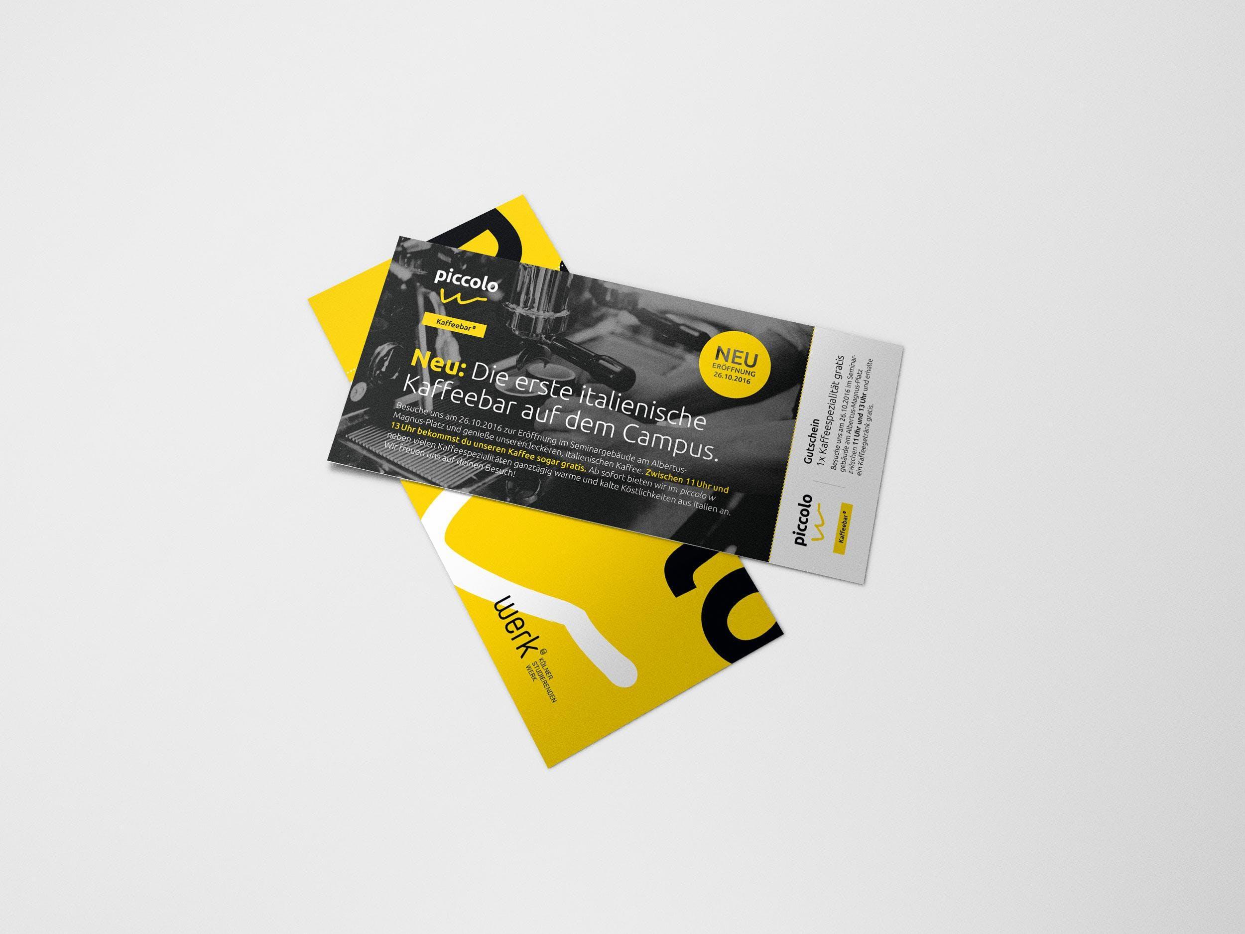 Picollo flyer