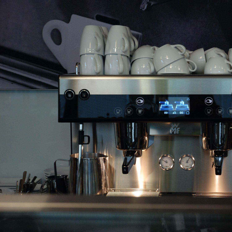 Picollo w kaffee
